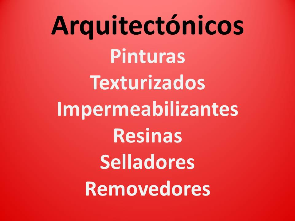 Arquitectonicos